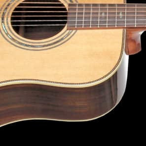 Teton STS150NT Spruce/Rosewood Dreadnought Natural