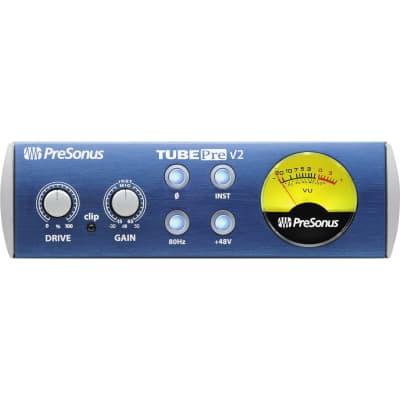 PreSonus TubePre v2 - Tube Preamplifier/DI Box (B-Stock)