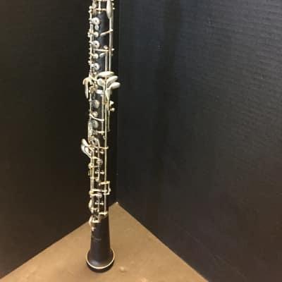 Selmer 101 Grenadilla Wood Oboe