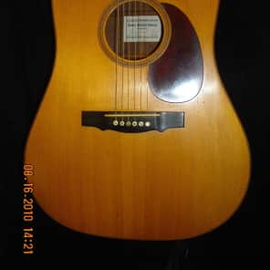 David Russell Young Custom 1969 Natural for sale