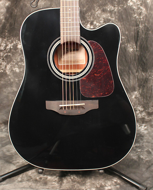 2015 takamine g series gd15ce black acoustic electric guitar reverb. Black Bedroom Furniture Sets. Home Design Ideas