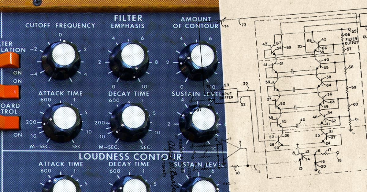 A Guide to Synth Filter Types: Ladders, Steiner-Parkers, and More