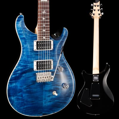 PRS Paul Reed Smith CE24 Bolt-On, Pattern Thin, Whale Blue 673 7lbs 4.1oz for sale