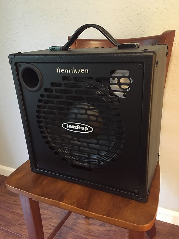 henriksen jazz amp 310 2017 joe 39 s gear locker reverb. Black Bedroom Furniture Sets. Home Design Ideas