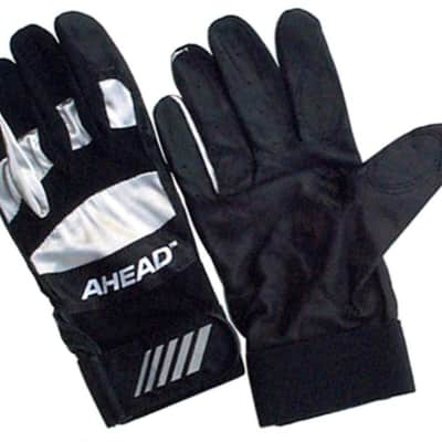Ahead Pro Drummers Drum Gloves Large Size Free US Shipping Improve grip on stick GLL Drummer Gloves