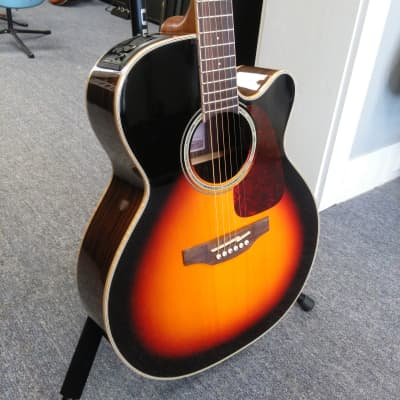 Takamine GN71CE-BSB G-Series G70 Acoustic Guitar in  Sunburst Finish for sale