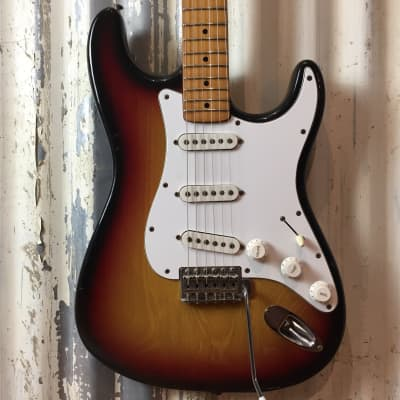 Greco Super Sounds 70s Made in Japan Stratocaster 3-Tone Burst for sale