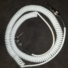 Lava Cable Retro Coil  White