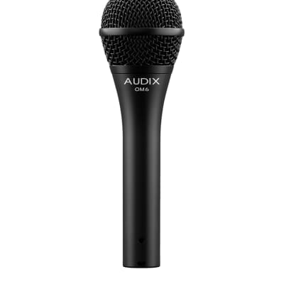 Audix OM-6 Dynamic Microphone