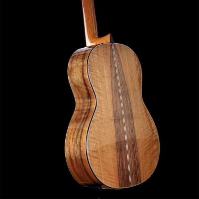 Amalio Burguet concert classical guitar 1A-N cedar SN:001! for sale