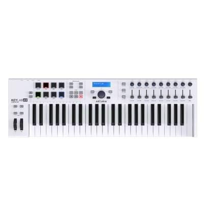 Arturia Keylab 49 Essential Keyboard Controller, 49-Key