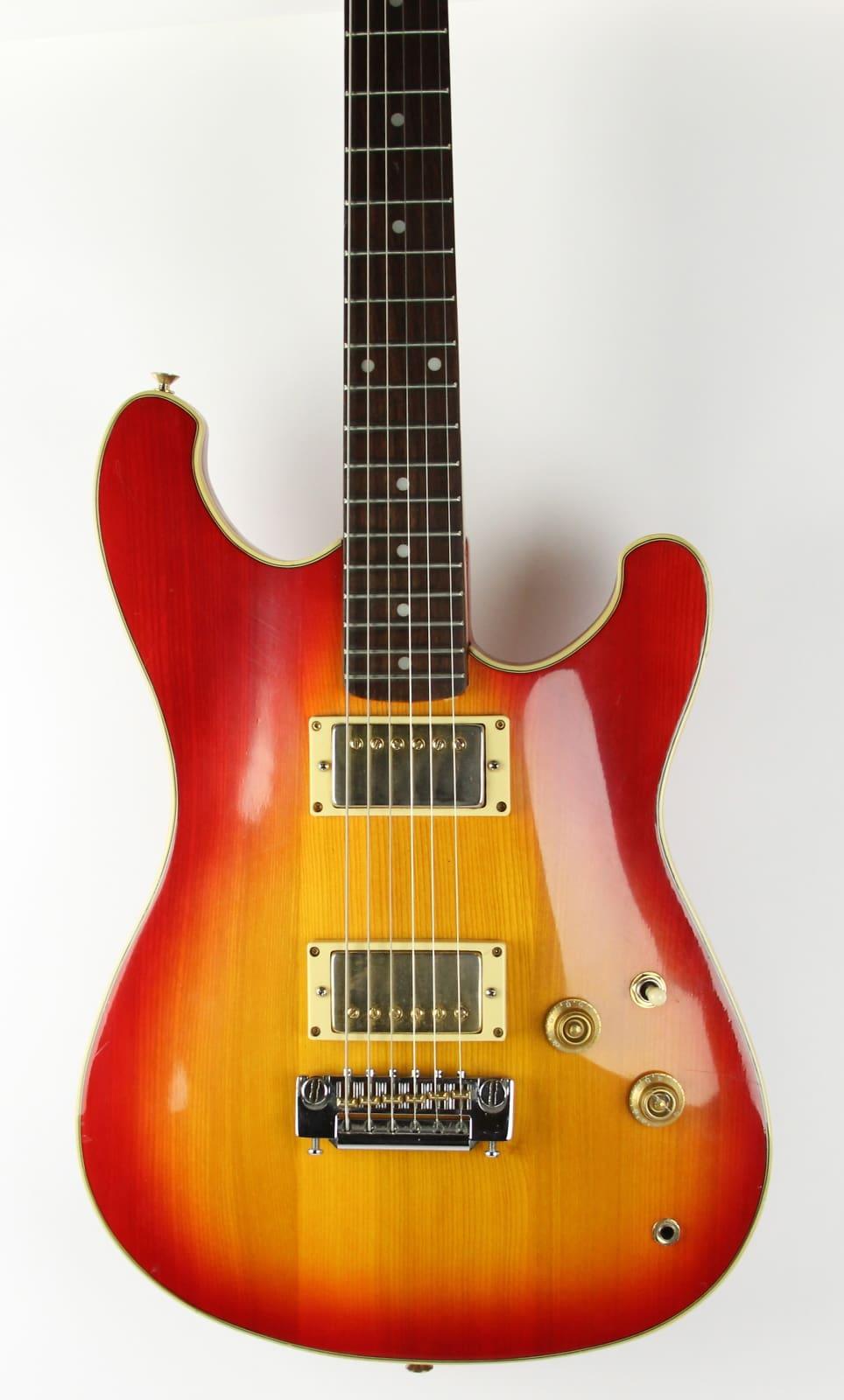 Hondo formula 1 electric guitar reverb swarovskicordoba Choice Image