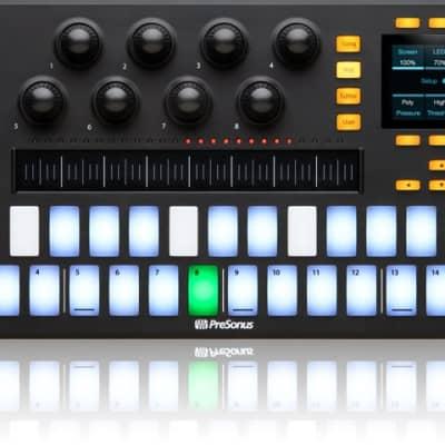 Presonus Atom SQ Hybrid MIDI Keyboard / Pad Controller