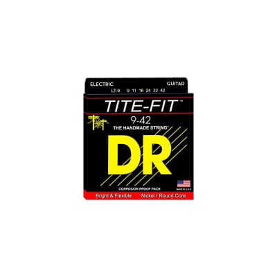 DR Strings Tite Fit 09-42