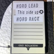 Memory Card for Nord Lead, Nord Rack 1, 2, 2X SRAM pcmcia pc card fresh battery