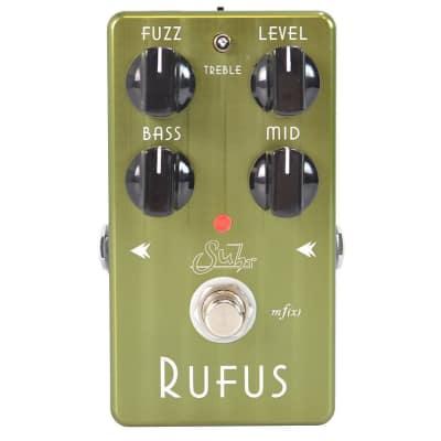 Suhr Rufus Fuzz Pedal