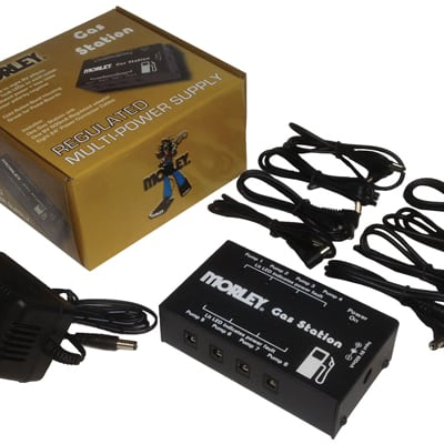 Morley Gas Station Multi-Power Supply for Guitar Pedals - FREE EXPEDITED SHIPPING