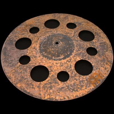 "Meinl Byzance Vintage 18"" Pure Trash Crash Cymbal (1137g) w/ VIDEO!"