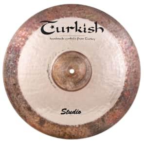 "Turkish Cymbals 16"" Custom Series Studio Crash SD-C16"