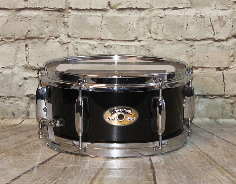 pearl 12 x 5 poplar firecracker snare drum reverb. Black Bedroom Furniture Sets. Home Design Ideas