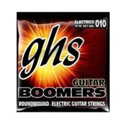GHS Boomers Electric Guitar Strings - 010