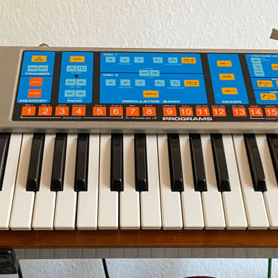 Moog Source Monophonic Analog Synthesizer with Patch Memory