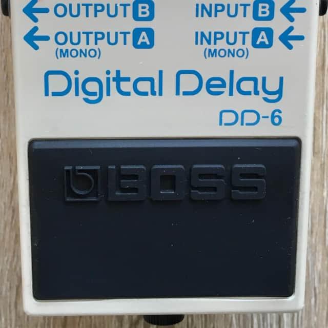 BOSS DD-6 Digital Delay Pedal image
