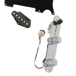 920D Custom Shop 43-10-10-21 DiMarzio True Velvet Loaded Prewired Tele Pickguard