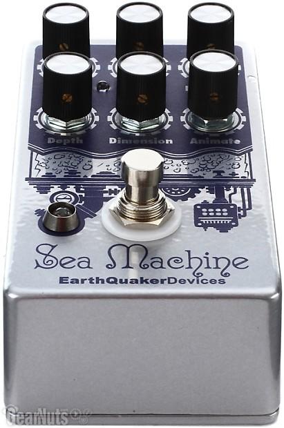 earthquaker sea machine v2