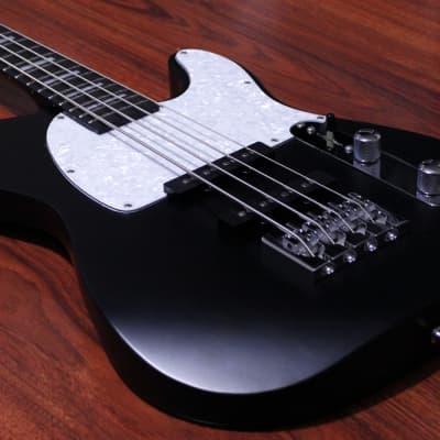 Halo Guitars Salvus 4 String Bass Hipshot A Style Bridge Alder Body Maple Neck Ebony Fretboard B for sale