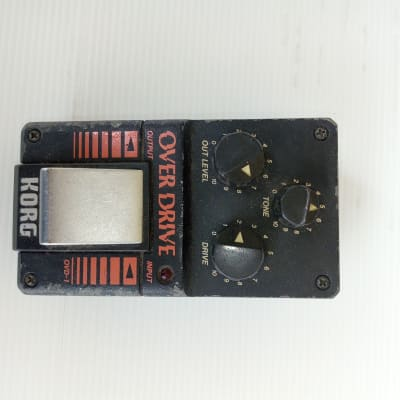 Korg OVD-1 Overdrive for sale
