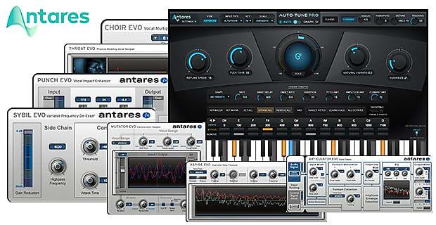 Antares Auto-Tune Vocal Studio | Legendary Pro Audio