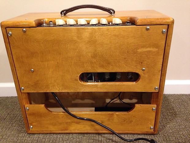 Fender Blues Junior Unloaded Cabinet W 1x12 Amp 2x10 Reverb