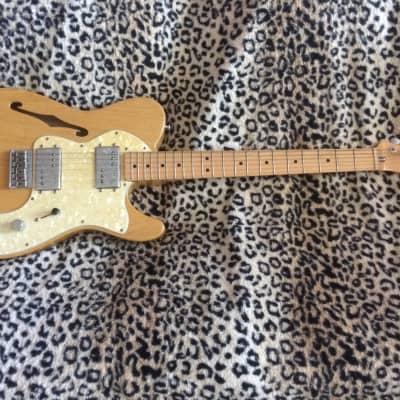 Fender '72 Reissue Thinline Telecaster for sale