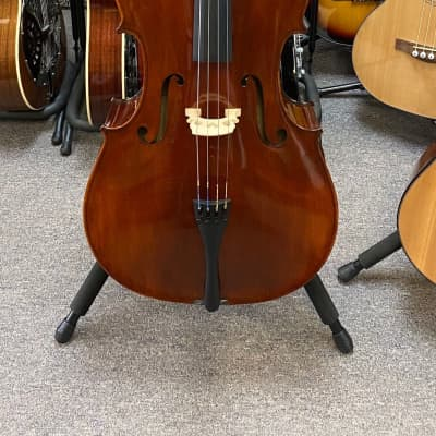 Eastman Electro Acoustic Cello VC305 - EAC Shaded Spirit Varnish for sale