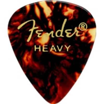 Fender Classic Shell Heavy Picks, 12-pack for sale