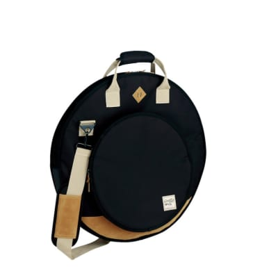 Tama TCB22BK Powerpad Cymbal Bag - Black