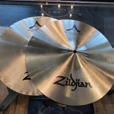 "Zildjian 14"" A Series Mastersound Hi-Hat Cymbals (Pair)"