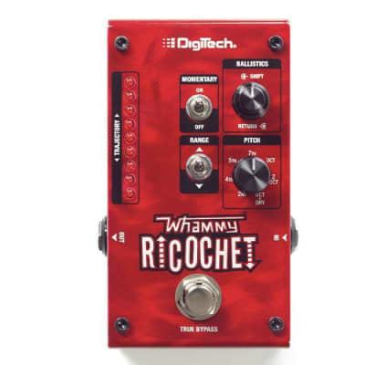 DigiTech Ricochet Whammy Pitch Shift Pedal for sale
