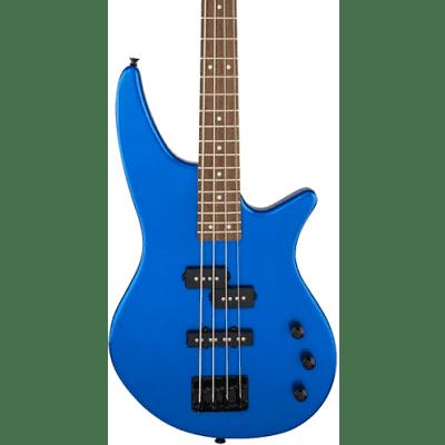 Jackson Jackson Spectra Bass JS2 Metallic Blue 2020 Metallic Blue for sale