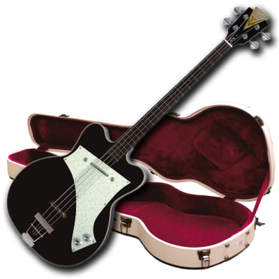 """Kay Reissue """"Collector's Limited Production"""" Jazz Special Bass Guitar FREE $60 Shipping & $250 Case"""