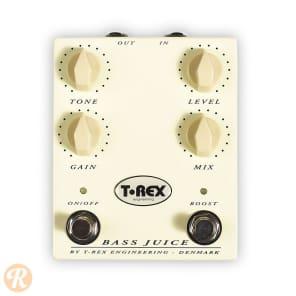 T-Rex Bass Juice 2012