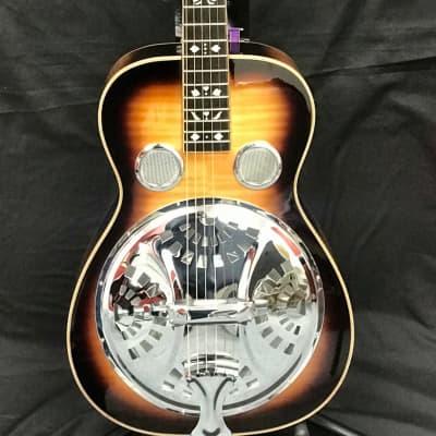 Gold Tone Mastertone PBR-D Paul Beard Series Roundneck Resonator Guitar
