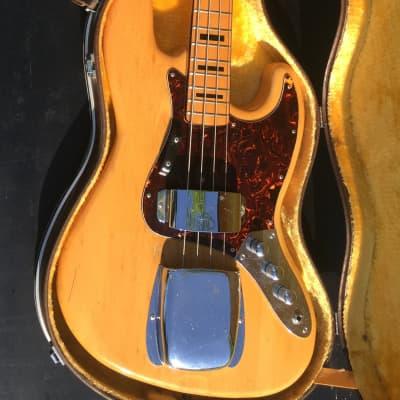 Rare JB Eagle Electric Bass Nat Japan Lawsuit 1980's for sale