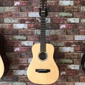 Sigma TM-12E Travel Guitar Natural