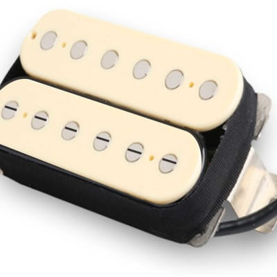 Tesla VR-NITRO Humbucker Guitar Pickup - Neck / Cream