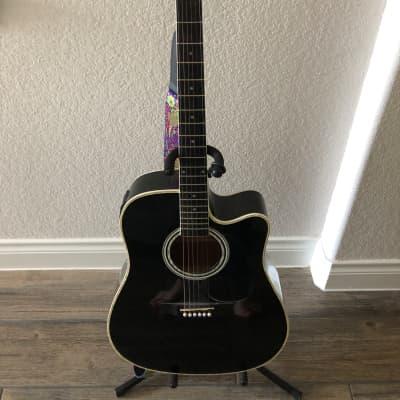 Esteban ALC-200 Acoustic-Electric Guitar for sale