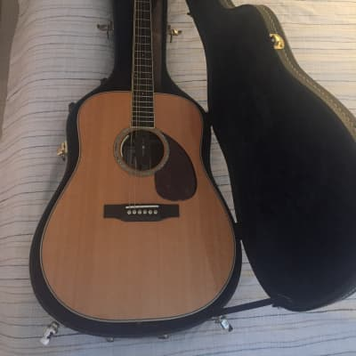 Morgan  DR (Dreadnought Rosewood) 2013 Sitka Spruce for sale