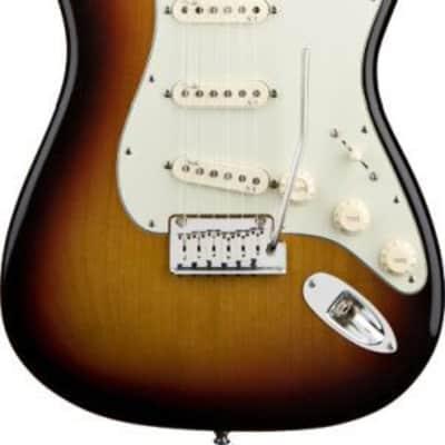 Fender American Deluxe Stratocaster, Rosewood - 3-Color Sunburst