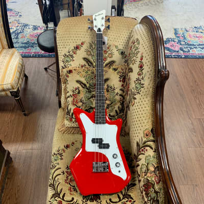 Airline Jetsons Jr Bass Red for sale
